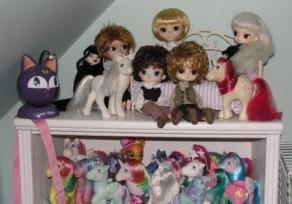 pop culture dolls