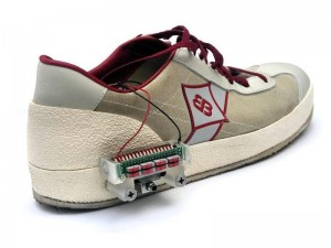 Energy Harvesting Shoes