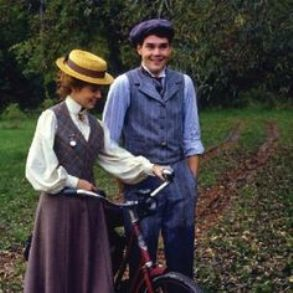 Anne Shirley and Gilbert Blythe