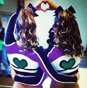 Cheer outfits