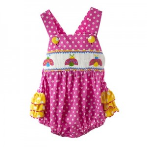 Little Miss Ladybug Sun Suit
