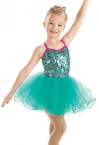 Confetti Sequin Tutu Dress