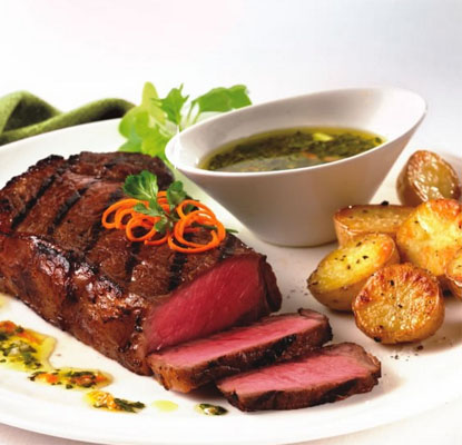 steaks from Grand Western