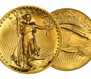 Double Eagle Gold Coins