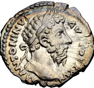 Ancient Roman coins obtained dubiously