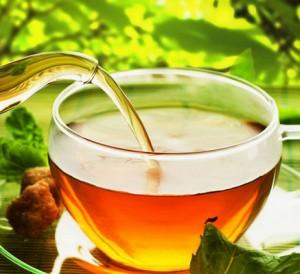 Slimming teas