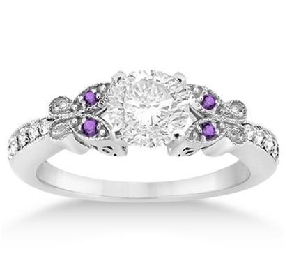 Allurez engagement ring
