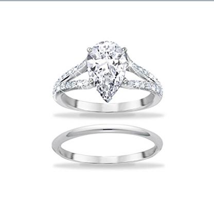 Bradford Exchange engagement rings