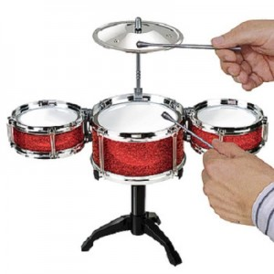 Desk Top Drum Set