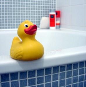 bath cleaning