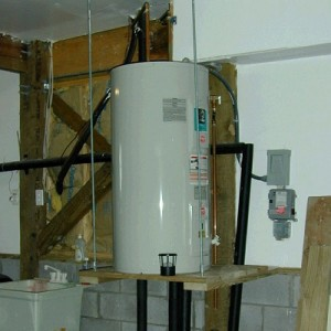 Wrap Your Water Heater