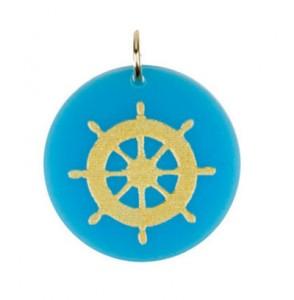 Medallion charms