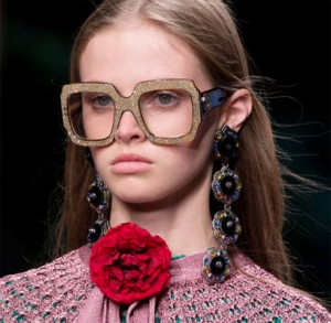 Bedazzled glasses