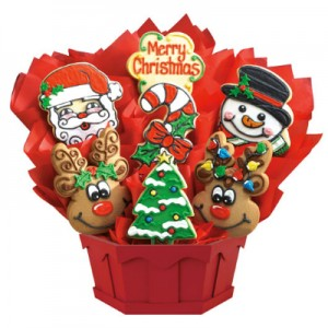 Cookies By Design Gift Baskets