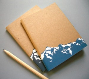 Etsy notebook