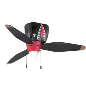 Airplane Ceiling Fans
