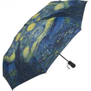 Umbrellas Featuring Famous Artwork