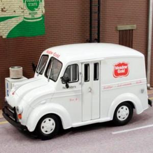 Vintage Delivery Trucks