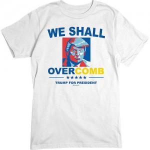 political spoof t shirts