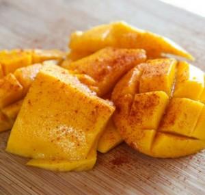 Spicy fruit