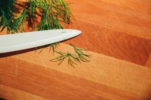 Ergonomic knife