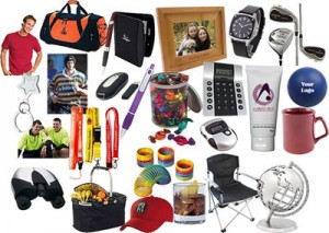 EMPROMOS swag selection