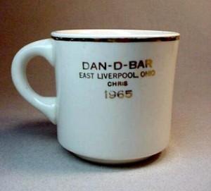 coffee mug 1965