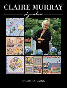 Claire Murray Rugs, Country Decor Mail Order Catalogs.