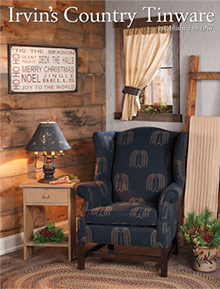 Irvins Country Home Store, Country Decor Mail Order Catalogs.