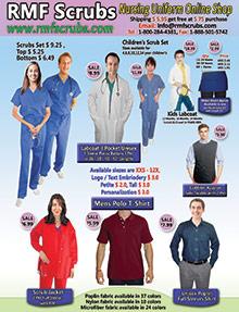 RMF Scrubs discount scrubs