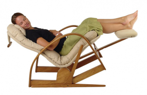 recliner from Brigger Furniture