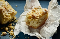 German Crumb Cake