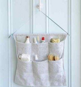 Terrycloth Caddy