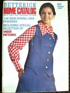 Vintage Sewing Patterns Catalog