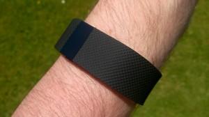 Wrist exercise tracker