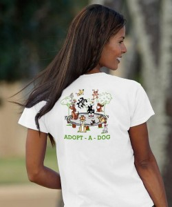 dog ts at Crazy Shirts
