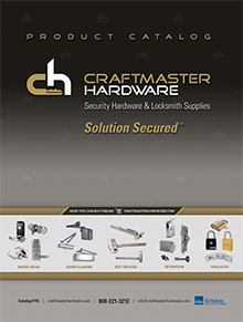 Craftmaster Hardware catalog