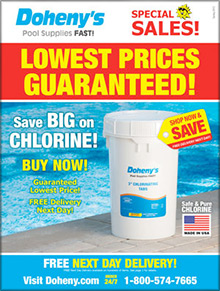 Doheny's Pool Supplies Fast catalog