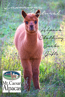 Mt. Caesar Alpacas at Catalogs.com