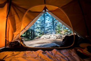 where to find affordable camping gear