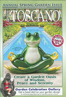 Design Toscano summer products catalog