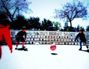 playground dodgeball