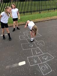 playground hopscotch
