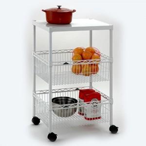 apartment basics pantry cart
