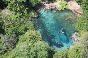 ichetucknee springs places to visit in florida