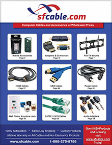 SF Cable catalog
