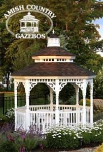 Amish Country Gazebo at Catalogs.com