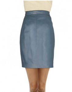 leather skirt at LeatherCoatsEtc