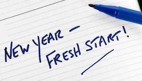 new year wellness