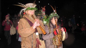 wassailing holiday tradition